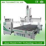 Multi-use Woodworking Machine Haishi CNC with rotary 4axis