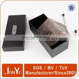 luxury eyewear packaging sunglass paper box with pouch wholesale                                                                         Quality Choice