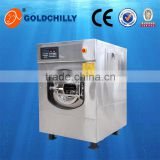 50kg, 70kg Vertical & front loading washing machine/ hotel used industrial washing machine