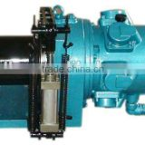 5KN wire rope piston motor air winches