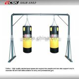 Huge heavy punching bag stand