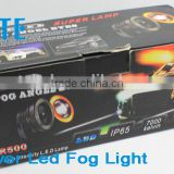 Wholesale Epistar Chip Super Bright Angel Eye Fog Lamp 12V Car Lights Led