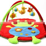 baby cushioned play mat , baby floor play mat , musical play mat