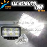 18w C ree Offroad Led Work Light For Tractor,Forklift,Off-road,Atv,Excavator,Heavy Duty Equipment Etc.