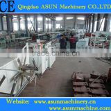 Qingdao advanced technology PVC fiber reinforced pipe production line/extrusion line/machinery