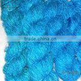 TERQUEAS BLUE BANANA SILK YARN