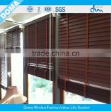 Made in China China best wood slat venetian blind/basewood/50mm,35mm,60mm/any colour is available