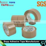 Brown bopp adhesive Tape for packaging
