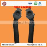 Railway or Train Air Braking System Air Brake Hose with UIC requirement
