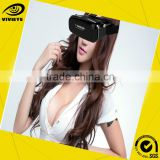 Virtual reality glasses headset 3D VR shinecon for open hot sexy girl video