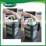 Popular biodegradable biohazard eco bag,garbage bag,plastic bag