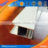 china foshan supplier provide aluminum profile / aluminium extruded h and u channel / t slot aluminium corner connector
