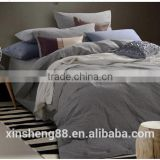Wholesale Stone Washed Flax Linen Bed Linen Bedding set Bed sheet