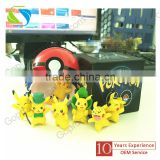 Pokemon Poke Ball Pokeball with 12 kinds of Classic Anime Pikachu Super Master Pokemon Ball Action Figures Toys kids toys