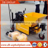 manual asphalt curb stone machine
