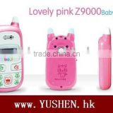 Z9000 kid bady children security mobile phone