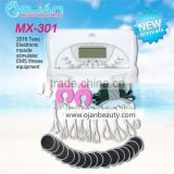 Electro Stimulation Beauty Instrument Slimming Ems Beauty Body Contouring Machine With Pads MX-301
