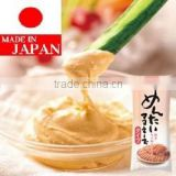 High quality Japanese mayonnaise dressing , spicy cod roe flavor , frozen fish roe