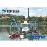 Inquiry about 12 inch all hydraulic control sand cutter suction dredger