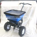 seed spreader garden fertilizer spreader salt spreader