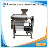 ZY New model fruit pulper/mango juice pulping machine/fruit jam making machine (whatsapp:0086 15639144594)