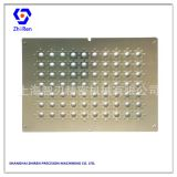 CNC Finshing Encapsulated 7075 Aluminum Panel Precision Non-standard Grinding Processing Parts
