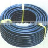 Flexible Pvc Coiled Hose Blue 1/4''(11mm*6mm) 50m Used For Car Washing Industry