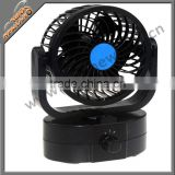 Two speed adjustment Car mini fan