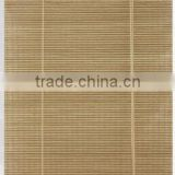 Bamboo rolling curtain