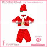 Toddler Father Christmas Santa Claus Suit