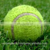 tennis balls - heavy&hard cheap custom logo cricket tennis ball