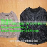 Cheap top quality winter second hand clothes