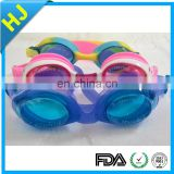 Wholesale professional new design sports anti fog cute swim goggles