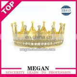 Cheap full circle rhinestone pageant princess crown
