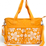 waterproof shoulder diaper bag with long messenger