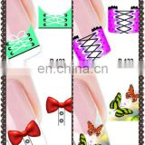 Latest wholesale nail art ble nail sticker