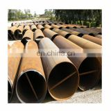 Hot sale:Ms Steel ERW carbon ASTM A53 black iron pipe welded sch40 steel pipe for building material