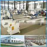 PVC window frame cutting saw / UPVC window making machine
