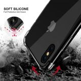 New Arrival Mobile Phone Accessories For iPhone 8 Plus Case Shockproof TPU Phone Cover Case