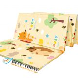 Non toxic Folding Baby Waterproof xpe play mat with 180*200*1.5 cm in BEST-TODAY