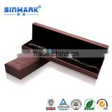 SINMARK Newest Luxury And Best Design Promotional PU Jewelry Box