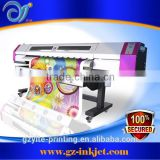 Best selling 1.8m galaxy ud-181lc car sticker printing machine, inkjet Eco Solvent Printer for PVC Flex Banner