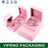 New design cheap plastic jewelry box for ring earring pendant necklace mother of pearl inlaid jewelry box