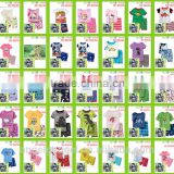 wholesale cotton pajamas pijamas kids clothes AG-SL03