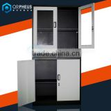 Commercial furniture swing door metal office cabinets for file                                                                                                         Supplier's Choice