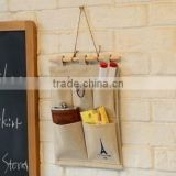 Non-woven Fabric Wall Fabric Wall Hanging Bag Organizer