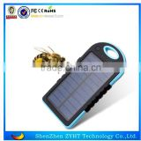 solar power charger 10000mah dual usb output power bank                                                                         Quality Choice                                                                     Supplier's Choice