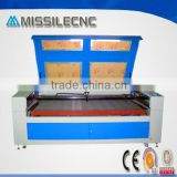 High Precision Laser Machine Equipped with CCD Camera Auto-feeding Garment Fabric Laser Cutting Machine