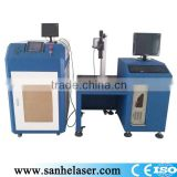 Factory 3HE fiber laser welding machine for medical devices 120w/300w/400w low price HOT,eastern gold laser welding machine