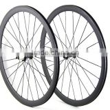 SC38 synergy bike chinese carbon wheels clincher 38mm 700c road bike wheels